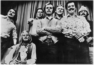 The Flying Burrito Brothers 1972