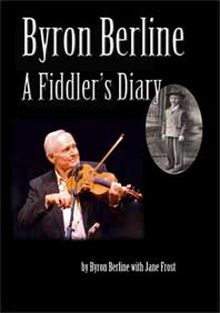 Byron Berline book