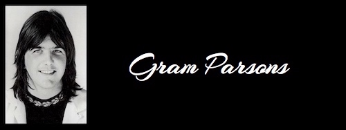 Gram Parsons discography