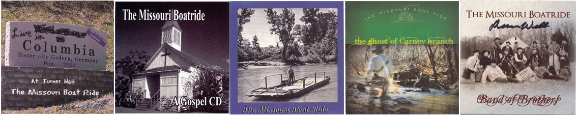 Missouri Boatride Bluegrass Band