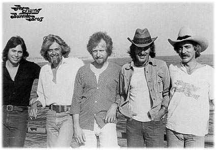 The Flying Burrito Brothers 1978