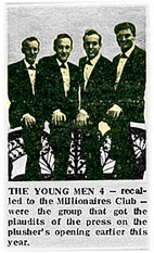 Young Men Four